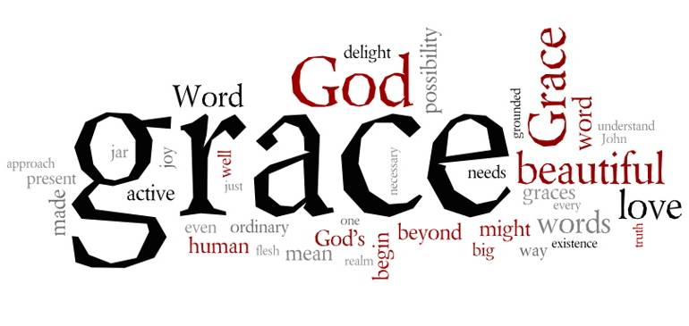 Grace that needs to be taught