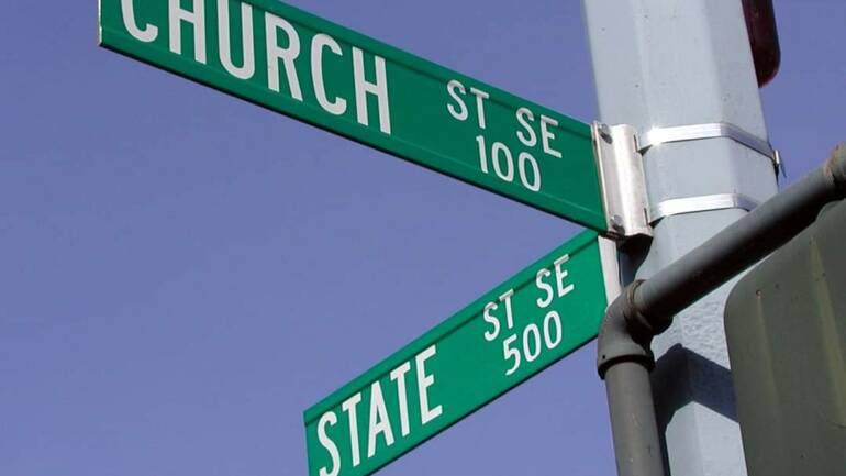 The Church and the State: How Laws govern both and what to do when and where conflict arises ~ Pastor Poju Oyemade