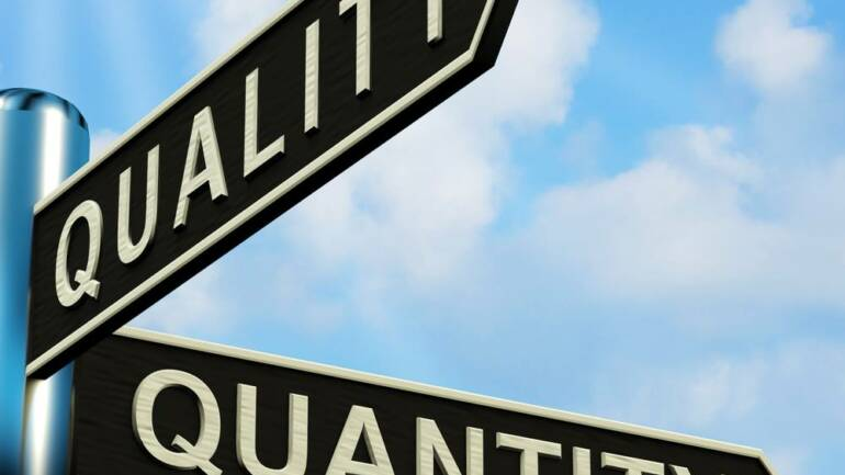 The myth about Quality or Quantity ~ Pastor Poju Oyemade