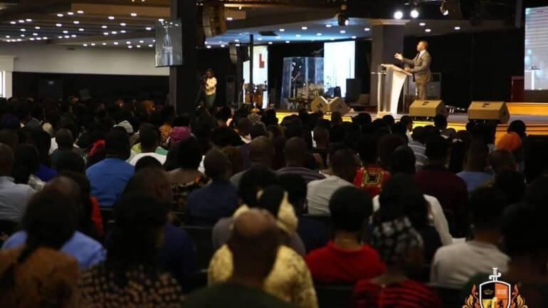 Act upon it ~ Pastor Poju Oyemade