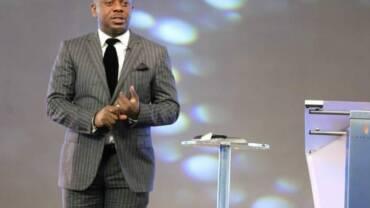 Separate yourself mentally ~ Pastor Poju Oyemade