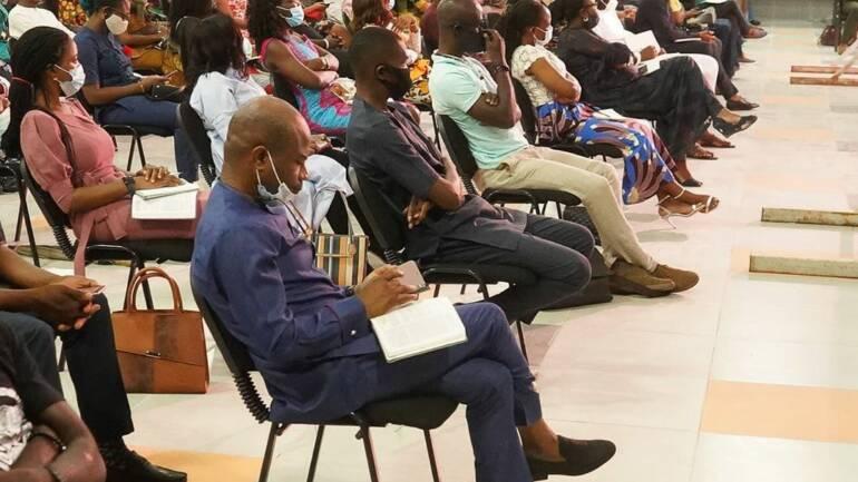 Act with Boldness ~ Pastor Poju Oyemade