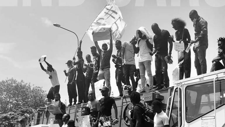 #EndSARS #EndPoliceBrutality