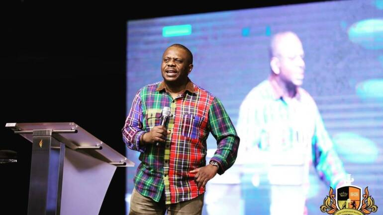 God's wisdom is deeper than ours ~ Pastor Poju Oyemade