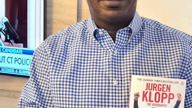 Book Review: Jürgen Klopp: The Biography by Pastor Poju Oyemade