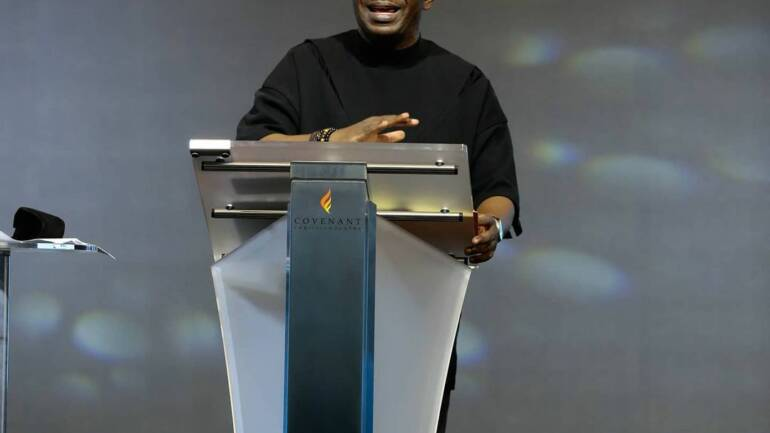 Make this a year of gratitude ~ Pastor Poju Oyemade
