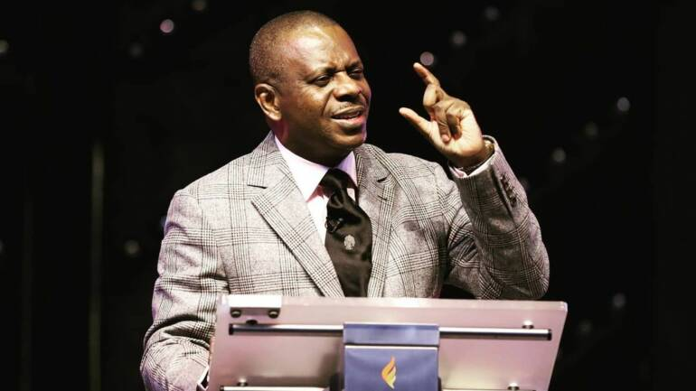 Spend more time Praising God ~ Pastor Poju Oyemade