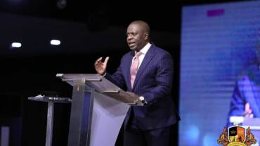 Teach Identification truths that deal with spiritual growth ~ Pastor Poju Oyemade