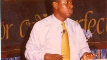 Guess what year this was and where? ~ Pastor Poju Oyemade