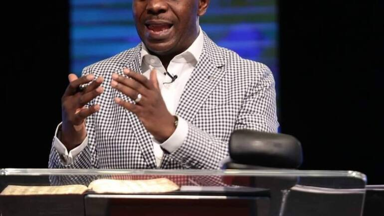 You cannot save with your words those you haven't made intercession for ~ Pastor Poju Oyemade