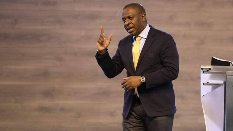 Every generation is saved by the bold ~ Pastor Poju Oyemade