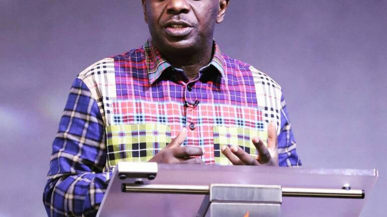 What defeats Christians is a dual confession ~ Pastor Poju Oyemade