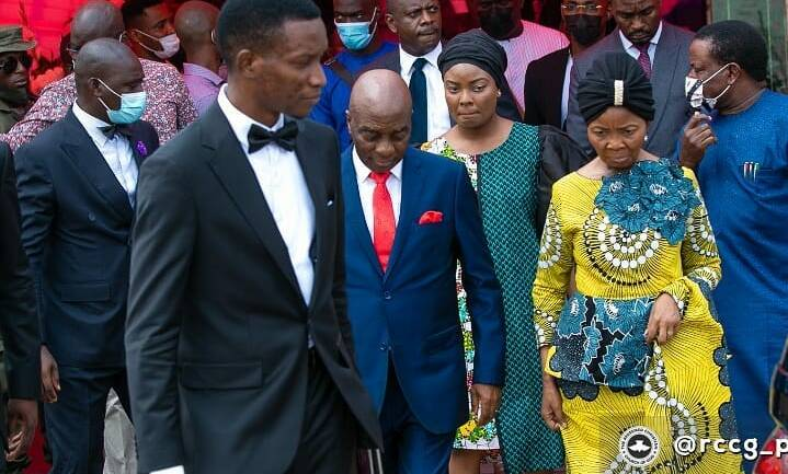 Farewell Pastor Dare Adeboye.