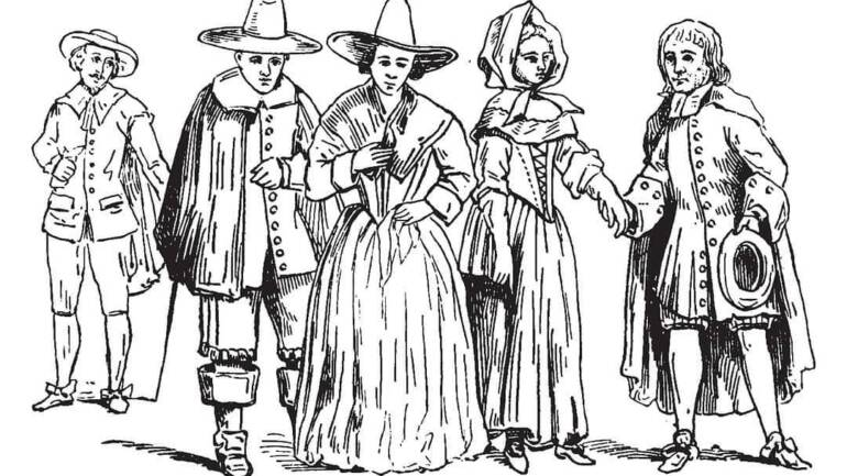 Puritans and Politics. Different rules of engagement.