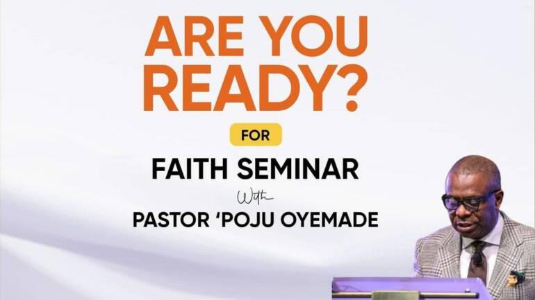 Ibadan Faith Seminar